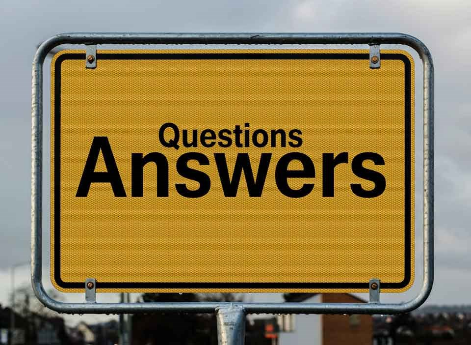 Prepare a few questions first