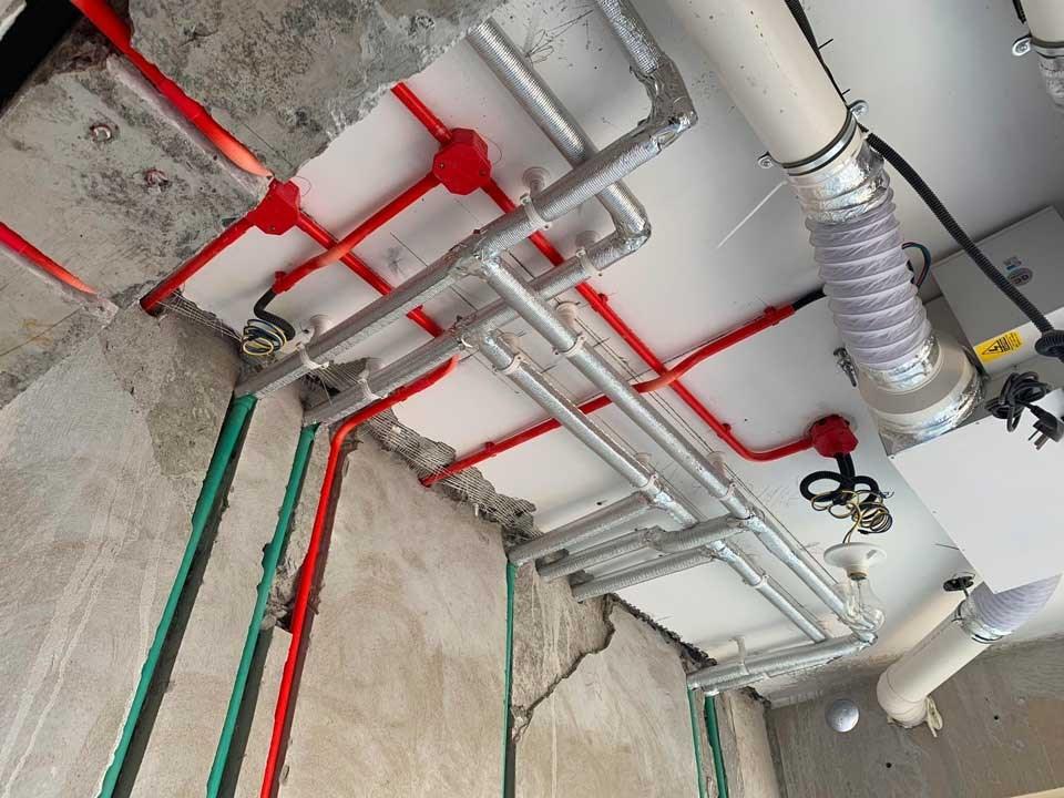 Circuit modification inspection